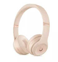 Beats Solo3 Wireless On-Ear Headphones MatteGold