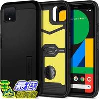 [9美國直購] Spigen 保護殼 B07T9P3W85 Spigen Tough Armor Designed for Google Pixel 4 XL Case (2019) - Black