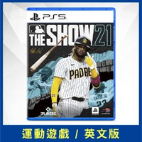 【SONY 索尼】PS5 MLB The Show 21 ASIA ver : EN(英文版)