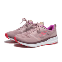 【滿千折百優惠開跑】SKECHERS 健走鞋 GO RUN PURE 2 粉色 網布 慢跑鞋 女 (布魯克林) 128091MVE