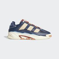 Adidas Niteball [FX7650] 男鞋 籃球 運動 休閒 經典 復古 穿搭 愛迪達 深藍 米白