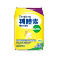 【補體素】鉻100清甜即飲 237mlx24罐(低GI 專利鉻6倍吸收率)