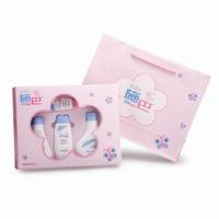 【愛吾兒】施巴 Sebamed 嬰兒粉紅花語禮盒