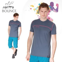 【SANTO】win-fit 微氣候運動衫-特設款(天王星灰)