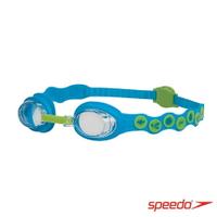 ║speedo║兒童泳鏡 Seasquad藍綠
