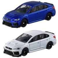 【TOMICA】多美小汽車 NO.115 速霸陸 WRX S4 STI sport 普版+初回(小汽車)