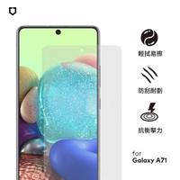 【RhinoShield 犀牛盾】Samsung Galaxy A40/A41/A51/A71 4G版 耐衝擊手機保護貼-非滿版(正面)