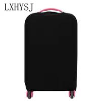 สีทึบกระเป๋าเดินทางป้องกันฝุ่นกระเป๋าเดินทางสำหรับ 18-30 นิ้วรถเข็นปกคลุมฝุ่นอุปกรณ์เสริม