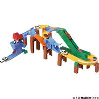 【Fun心玩】TW83761 麗嬰 正版 Tomica System 交通世界 新創意彎道組 多美 軌道 場景 生日 禮物