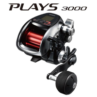 【SHIMANO】PLAYS 3000 電動捲線器