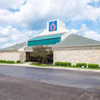 住宿 Motel 6-Columbus, OH - OSU(哥倫布OSU6號汽車旅館)