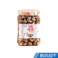 生活薈 波霸腰果-越南鹽炒帶皮腰果(500g)  現貨 蝦皮直送