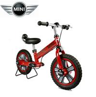 【領券滿額折50】MINI COOPER原廠授權兒童滑步平衡車12吋(紅色) 3980元(來電另有優惠)