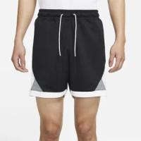 【NIKE 耐吉】運動褲 短褲 黑 灰 白 拼接 籃球 JORDAN 男(CV3087-011)