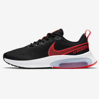 Nike Air Zoom Arcadia GS 童鞋 大童 女鞋 慢跑 氣墊 緩震 紅黑 【運動世界】CK0715-003