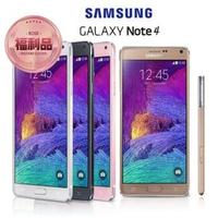 【SAMSUNG 三星】福利品 Galaxy Note 4 5.7吋 32G 八核心 智慧型手機(N910U_贈送玻璃貼)
