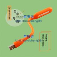 樂天精選~【10個裝】LED隨身燈USB迷你小夜燈電腦充電寶臺燈宿舍節能燈-青木鋪子