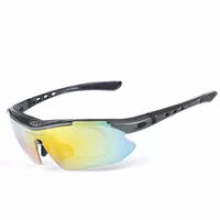 Cycling Sunglasses Bicycle Windproof Cycling Glasses Outdoor Sports Polarized Sunglasses Running Sport Sunglasses for Men