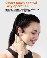 OPENEAR SOLO 開放式氣傳導藍牙耳機(可觸控)