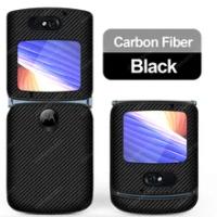 Cover for Motorola Moto Razr 2 5G 2020 Case for Moto Razr 5G Case for Motorola Razr 2020 MotoRazr 5G Carbon Fiber Leather Cases