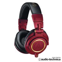 【audio-technica 鐵三角】ATH-M50X 監聽耳機