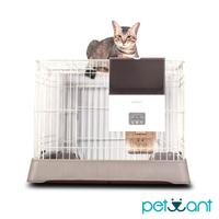 【PETWANT】籠子專用寵物自動餵食器 F4(不含籠子)