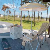 Nordisk大白熊收納箱折疊箱戶外露營箱桌車載后備箱塑料野營裝備  未來國際百貨