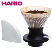 【HARIO】浸漬式 耐熱玻璃濾杯360ml(SSD-360B)