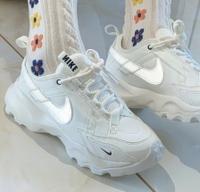 【日本海外代購】新款 Nike TC 7900 米白 奶油白 反光 增高 厚底 休閒 運動 老爹鞋 男女鞋 DD9682-100