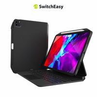 【SwitchEasy 美國魚骨】2020 CoverBuddy 11吋 支援巧控鍵盤(iPad Pro保護殼 支援蘋果巧控鍵盤 一年保固)
