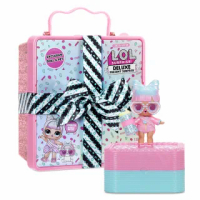 【LOL Surprise】豪華驚喜禮物盒-粉紅
