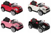 馬克文生 Mini Cooper 兒童電動車