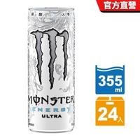 【魔爪Monster Energy】超越能量 碳酸飲料易開罐355ml(24入/箱)