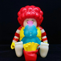 unbox jim dreams 夜光麥當勞 麥當勞chunk(不含小隻) 胖子 肥仔