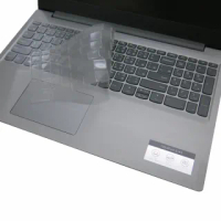 【Ezstick】Lenovo IdeaPad S145 15 IWL 奈米銀抗菌TPU 鍵盤保護膜(鍵盤膜)