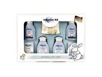 德國 sanosan 珊諾 baby天然植萃柔膚新生禮盒(彌月禮的好選擇)