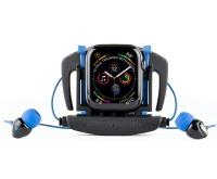[2美國直購] 耳機 H2O Audio Interval Swim Headphones for Apple Watch Series 2, 3, 4, 5, 6 Waterproof IPX8