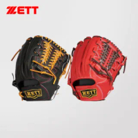 【ZETT】高級硬式金標全指手套 12吋 內野手用(BPGT-215)