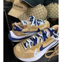 """正品 Sacai x Nike VaporWaffle """"Sesame"""" 芝麻卡其 休閒鞋 DD1875-200 現貨"""