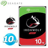 Seagate 那嘶狼【IronWolf】10TB 3.5吋 NAS硬碟
