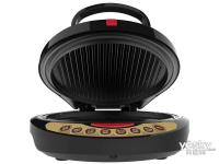 110v電餅鐺220V出日本小家電利仁可拆洗薄餅機燒烤烙餅鍋♠極有家♠