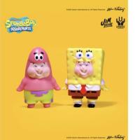勿直接下標 預購 Unbox Nickelodeon Jim dreams 海綿寶寶&派大星 Chubbi Chunk