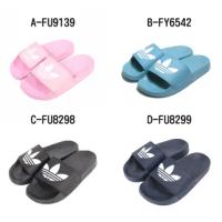 【adidas 愛迪達】拖鞋 ADILETTE LITE W 男女 - A-FU9139 B-FY6542 C-FU8298 精選六款