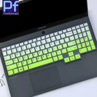 silicone laptop laptop keyboard cover skin For Lenovo IdeaPad Gaming 3i 15 / ideapad gaming 5i / ideapad gaming 7i 15''