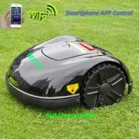 2ปี DEVVIS 5th Generation หญ้าเครื่องตัดหญ้าหุ่นยนต์เครื่องตัดหญ้า E1600T สำหรับ Big สนามหญ้า,Gyroscope Navigation,สมาร์ทโฟน ...