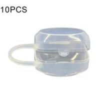 3/5/10Pcs เด็ก Solid Pacifier กล่องจุกนมหลอกผู้ถือคอนเทนเนอร์ทารกกล่องเก็บกระเป๋าเดินทางปลอดภัยผู้ถือ ...