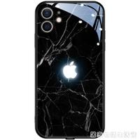 紫色大理石適用于蘋果12手機殼iphone12promax套11pro新款12mini高級感