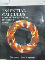 【書寶二手書T5/大學理工醫_I49】Essential Calculus_Larson, Edwards