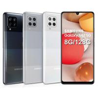 Samsung Galaxy A42 5G 8G/128G【加送空壓殼+滿版玻璃保貼-附保護套】