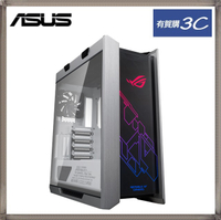 ASUS 華碩 ROG Strix Helios GX601 White 中塔式電競機殼 白色限量版
